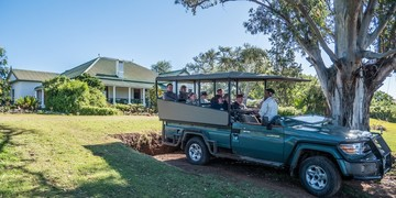 Country House Game Drive